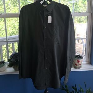 Men's Haggar Classic-Fit Button Down Shirt